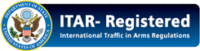 ITAR Registered Icon