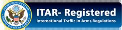 ITAR Registered Icon